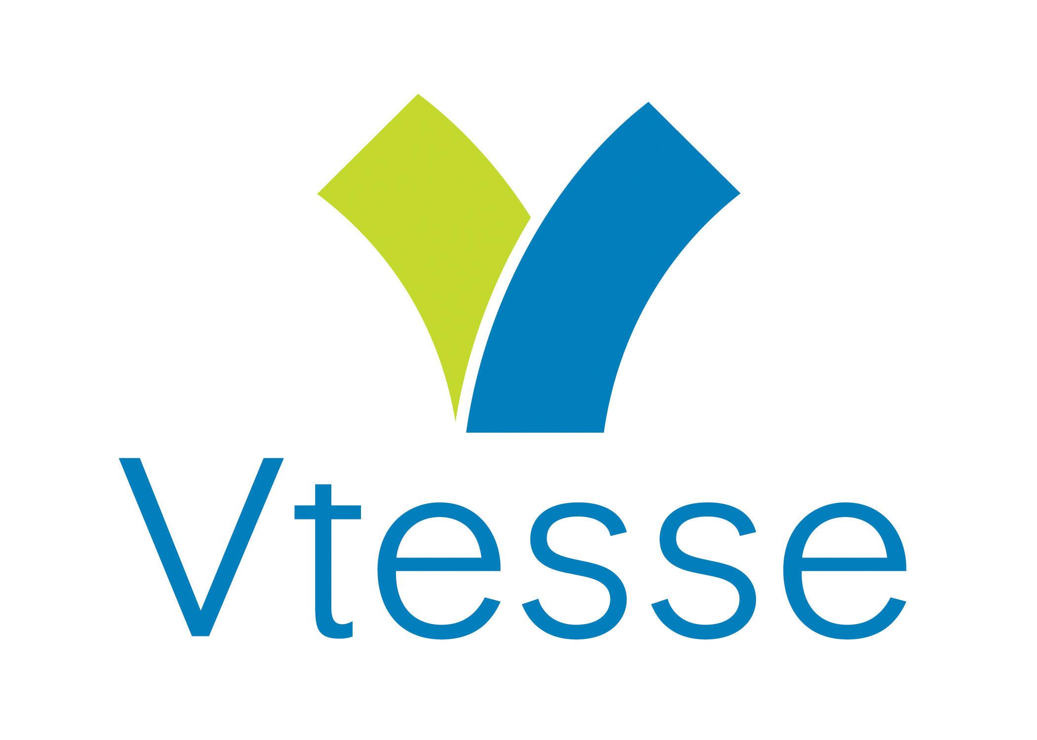 Vtesse, Inc. logo (PRNewsFoto/Vtesse, Inc.)